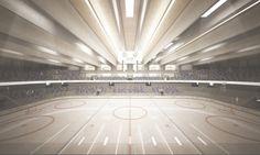 Ein Eisstadion für Langenthal im Oberaargau   Schweizer Baudokumentation