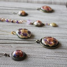 Bring calm and quiet the internal chatter so that you can acknowledge the peace of oneness with this beautiful Amethyst Orgonite pendant. Treating Insomnia, Ball Chain, Crystal Healing, Im Not Perfect, Amethyst, Pearl Earrings, Calm, Trending Outfits, Crystals