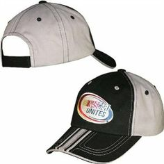 NASCAR Unites Twill Hat by Checkered Flag. $21.95