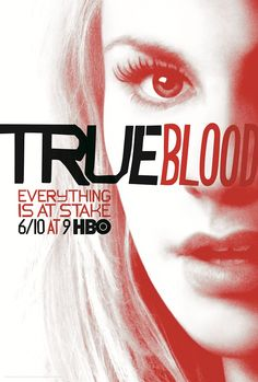 Sookie's 'True Blood' season 5 poster... ready for more fairy drama?
