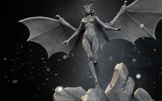 ArtStation - Queen Alduin, Doom Lord
