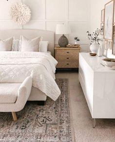 Room Ideas Bedroom, Home Decor Bedroom, Aesthetic Room Decor, Master Bedroom Design, Home And Deco, New Room, Home Interior Design, Room Inspiration, Work Week