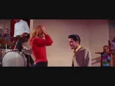 """Come On Everybody"" Ann-Margret dances to Elvis Presley's singing"