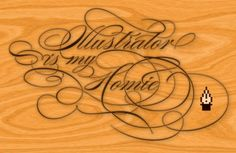 Various Typographies 2009-2012 by Bobby Haiqalsyah, via Behance