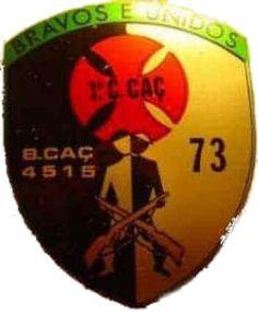 1ª Companhia de Caçadores do Batalhão de Caçadores 4515/73 Angola