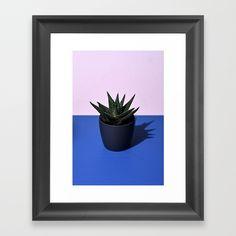 Plant Framed Art Print by urbisie Framed Art Prints, Fine Art Prints, Ebru Art, Buy Plants, Make Ready, Woods, Hardware, In This Moment, Sunset