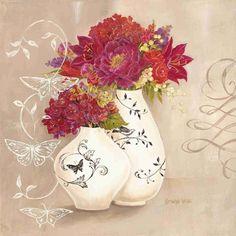 Butterfly Ornament ~ Kathryn White