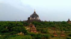That byin Nyu Temple Bagan, Temples
