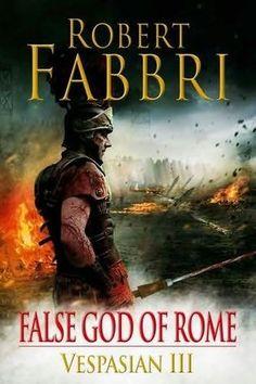 book cover of False God of Rome