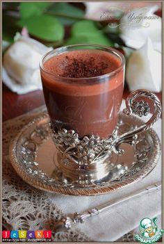 Зефирный горячий шоколад по-австрийски - кулинарный рецепт