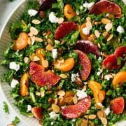 I've finally found a way to eat raw kale and have it actually taste good...and here you have it. This Autumn Kale Apple and Quinoa Salad has totally change