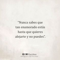 Sad Words, Love Words, Words Quotes, Sad Love Quotes, Great Quotes, Short Spanish Quotes, Relationship Quotes, Life Quotes, Ex Amor