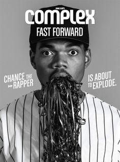 Chance The Rapper Covers Complex / Rap Radar