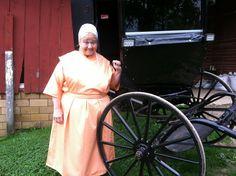 Day 14, Love Finds You in Sugarcreek Ohio Marianna Alacchi playing Anna in Love Finds You in Sugarcreek, Ohio