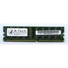 Shuttle XPC SN21G5 1GB Memory Ram Upgrade (A-Tech Brand). 1GB DDR-400 (PC3200) for Shuttle XPC SN21G5