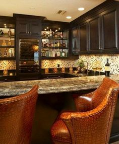 Home Bar.  I NEED this in my home if I plan on Nursing for 60 years.