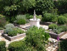 Jardin Monastique de Tusson (Charente 16)