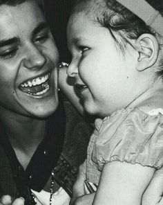Avalanna brought out Justin's real smile. I think they both helped each other and made each other happy. She will be forever in our hearts. #2YearsOfJavalanna