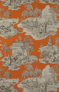 Manuel Canovas - Asian - Wallpaper - manuelcanovas.com