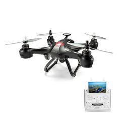XIN LIN XINLIN X181 5.8G FPV 2MP HD Camera 5 Inch Monitor Brushless Motor 3D RC Quadcopter RTF