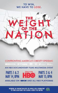 HBO The Weight of the Nation