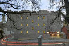 Ravensburg Art Museum | Architect Magazine | Lederer Ragnarsdóttir Oei, Ravensburg, Germany, Cultural, New Construction, 2015 Mies Van Der Rohe Award Finalist