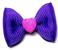 Purple Passion Bow