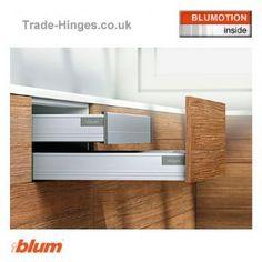 Internal Drawer | Blum Drawers | Kitchen Drawer Boxes  sc 1 st  Pinterest & Orga-Line Plate Holder ZTH.0350 | Blum Kitchen | Pinterest | Plate ...