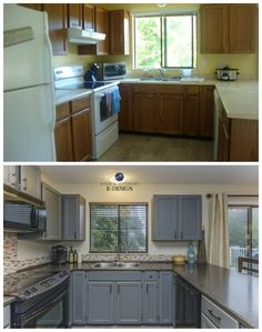 Kitchen Before And After Best Kitchen Cabinets New