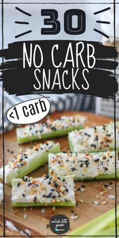 No Carb Snacks, Low Carb Recipes, Diet Recipes, Cooking Recipes, Snacks For Keto Diet, Carb Free Foods, No Carb Dinner Recipes, Healthy Snack Recipes, Carb Free Meals