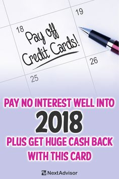 This jaw-dropping card offers a super-long 0% APR and 5% cash back rewards that are doubled after your first year. Best of all, great credit is not required.