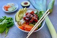 Zdravé recepty na obed a večeru   fitrecepty.sk Tofu, Love Food, Beef, Ethnic Recipes, Meat, Steak
