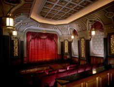 Paramount Theatre Theme - Interior detail