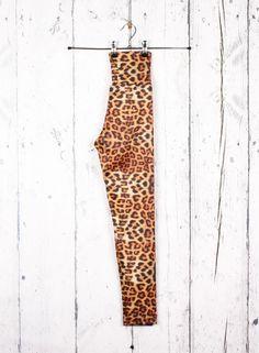Kaotiko - tienda online: Leggins leopard