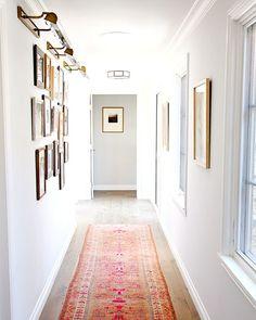 Ideas para decorar pasillos (y que dejen de ser tenebrosos)
