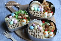 happy easter! the basket weaving is just amazing!