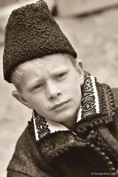romanian boy at folk festival wallachia moldova transylvania romanian children people traditions