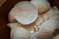 Yarmulkes - Jewish Wedding Kippot {A Magic Moment Photography} - mazelmoments.com