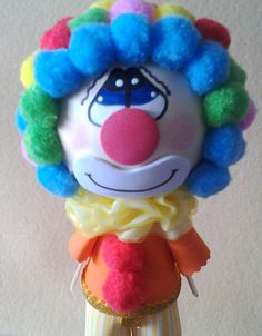 Hey, I found this really awesome Etsy listing at https://www.etsy.com/pt/listing/187945262/clown-3d-doll-foam