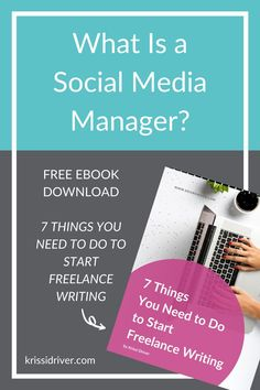 Remote jobs are the way of the future, and there are currently more opportunities to work from home than ever before. One of the most visible remote jobs on the market right now is that of the social media manager. #socialmedia #socialmediamanager #remotework #freelancejobs #freelancewriting #freelancewriter #remotejobs #digitalnomad #sidehustle Work Opportunities, Freelance Writing Jobs, Social Media Calendar, Easy Jobs, Marketing Jobs, Day Work, Virtual Assistant, Way To Make Money, Search Engine