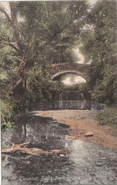 Batts Park Bridge, TAUNTON, Somerset
