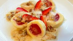 Vaření s Tomem Matcha, Love Food, Mashed Potatoes, Waffles, French Toast, Breakfast, Healthy, Ethnic Recipes, Evie