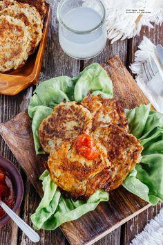 Pastelitos de papa con curry. Receta vegetariana fácil con fotografías del paso a paso y recomendaciones de cómo hacerla. Recetas con papas, receta vegetaria...