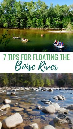 Planning on floating the Boise river this summer? Check out these 7 tips before … Planning on floating the Boise Travel Photos, Travel Tips, Travel Destinations, Budget Travel, Travel Guides, Boise River, Boise Idaho, Best Vacations, Vacation Trips