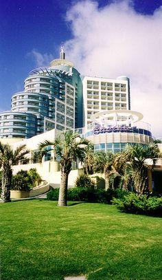 Conrad Punta del Este Resort & Casino, Punta del Este, departamento de Maldonado, Uruguay.