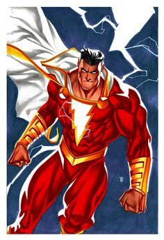 Shazam #dc #dcuniverse Marvel Dc Comics, Memes Marvel, Dc Comics Superheroes, Dc Comics Characters, Dc Comics Art, Captain Marvel Shazam, Shazam Comic, Marvel Images, Superhero Villains