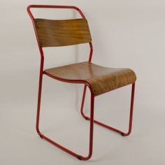 The Trainspotters stacking chair | Trainspotters ...