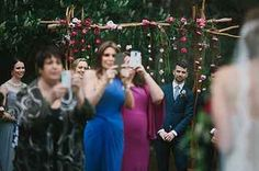 This Picture Sums Up Why Wedding Guests Should Put Down Their Damn Phones