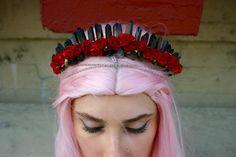 Bad-ass wedding headpieces for when you're more warrior princess than fairy princess