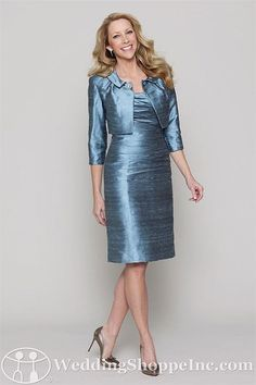 Order a Watters 2462 Mother of the Bride Dresses at The Wedding Shoppe today, for Mom!